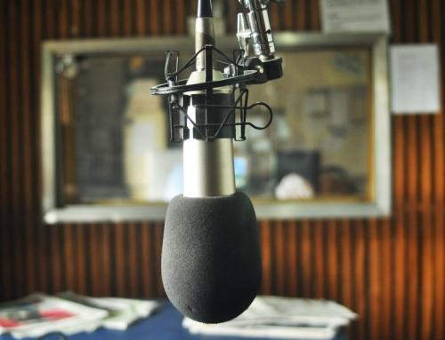 Entrevista en Cope Tudela